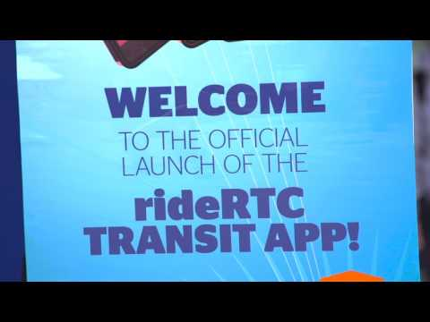 rideRTC Transit App Launch Event Recap