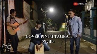 Zivilia - Pintu Taubat | Official Senam jari Cover ft. Arpihh