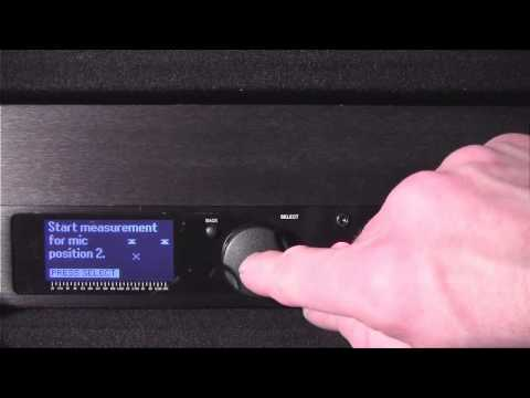 dbx DriveRack® PA2 Wizard Setup Video