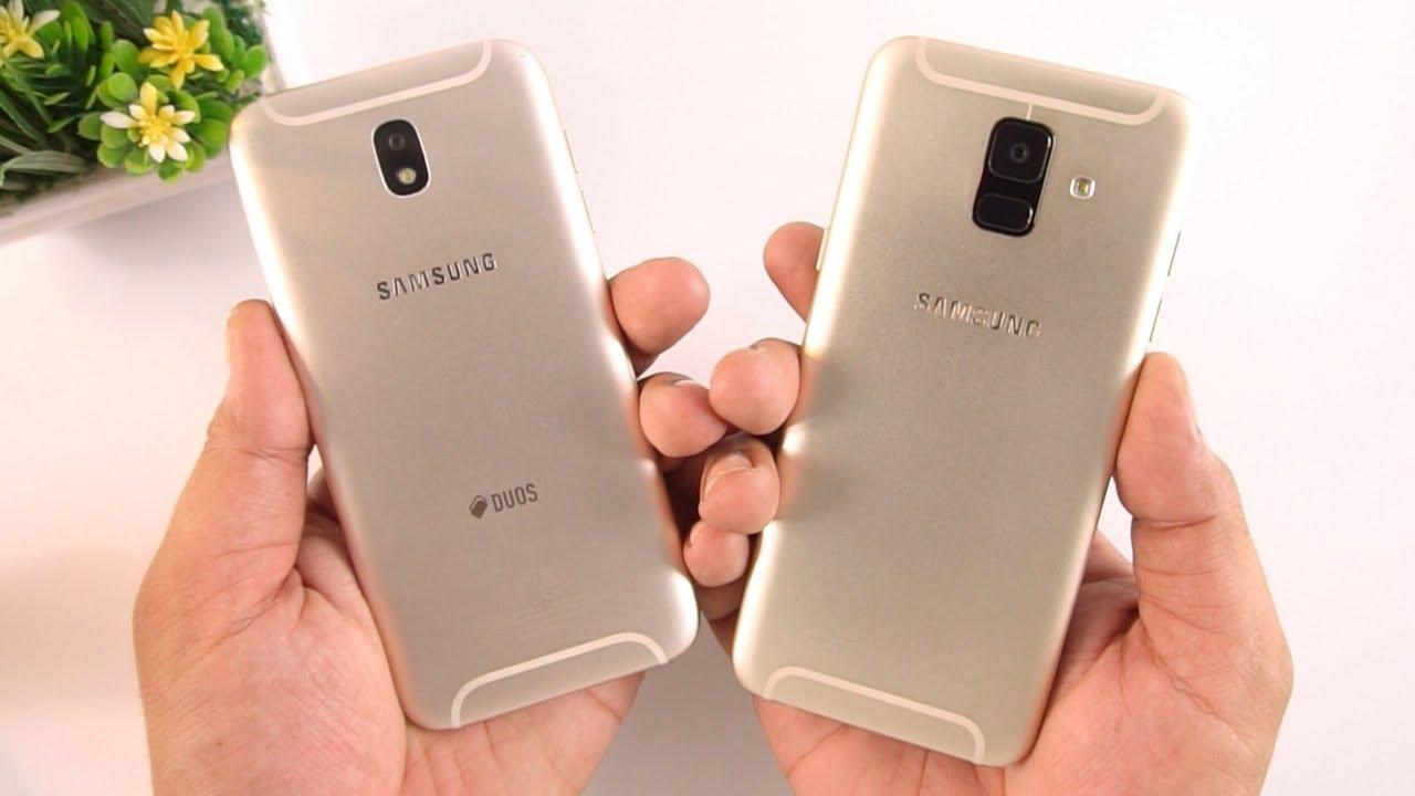 Samsung Galaxy A6 Vs Galaxy J5 Pro Camera Speed Test Urdu Hindi