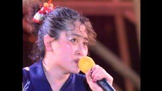 ライブビデオ「misato bornV tokyo 1990」より。 ちょっと細工したら、...