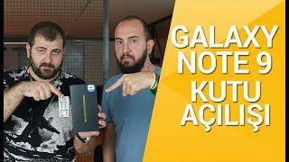 Galaxy Note 9 kutusundan çıkıyor! - 6499 TL'lik kutuda sürpriz var mı?