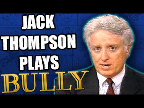 Jack Thompson Plays BULLY : Scholarship Edition