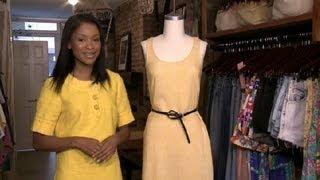 How to Tie a Belt on a Shirt : Fashion Advice