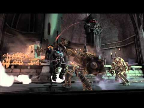 Darksiders 2 Trailer HD - Darksiders II
