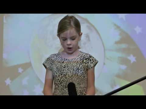 Meadow Brook Kindergarten Wildlife Speeches 2017