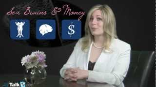 Host Nikki Thomas talks to Terri-Jean Bedford  on Sex, Brains & Money -Season 2, Segment 1,
