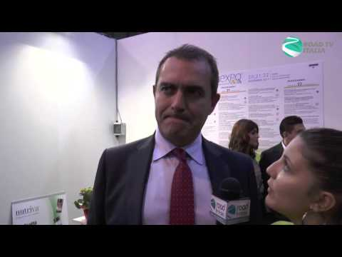 Pharma Expo 2015 intervista al Sindaco Luigi de Magistris