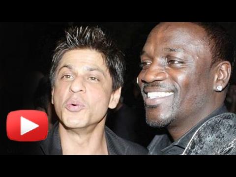 AKON's EPIC REACTION To Shah Rukh Khan Raees Promotion Stunt