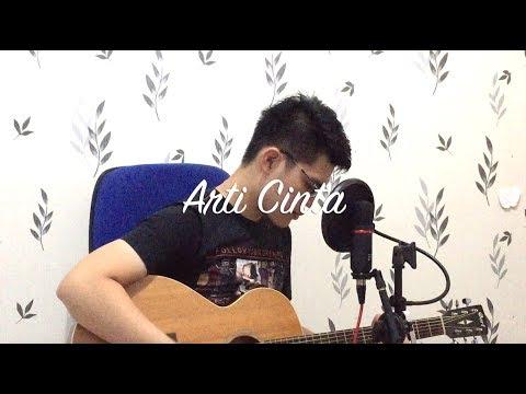 Arti Cinta (Ari Lasso) - James Adam cover