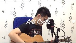 Arti Cinta (Ari Lasso) - James Adam cover