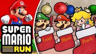 ¡LLEGA LA NAVIDAD! - Super Mario Run