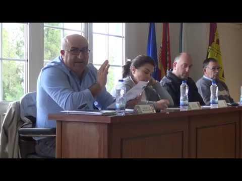 Pleno Extraordinario do Concello de Santa Comba (15 - 03 - 2019)