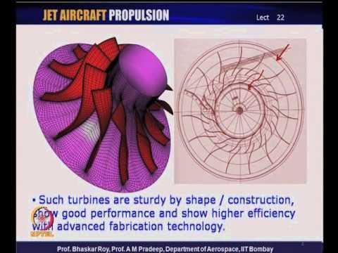 Mod-02 Lec-22 Radial Turbine Aerodynamics & Thermodynamics; Losses