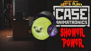 Gaming Grape Plays - Case Animatronics: SHOWER POWER