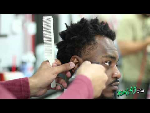 How to do Taper Fade Haircut