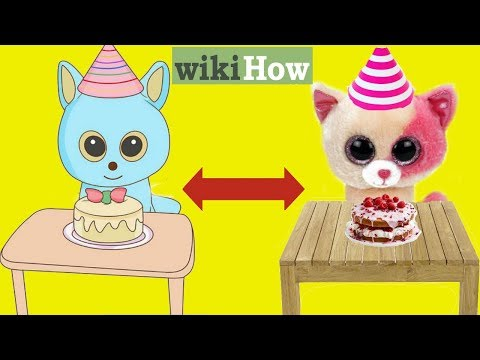 How to take care of Beanie Boos according to wikihow