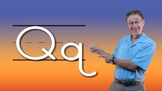 Learn The Letter Q | Let's Learn About The Alphabet | Phonics Song for Kids | Jack Hartmann