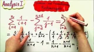 Analysis I Summen und Produktzeichen Praktische Aufgabe 2
