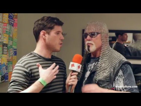 Adam vs Scott Steiner - Part 1