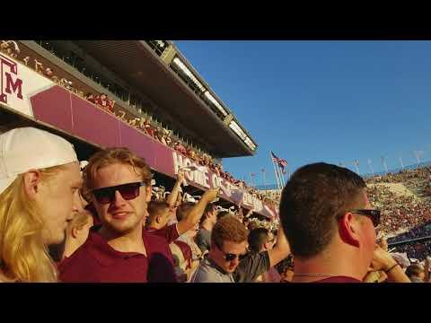 Texas A&M Alabama 2017 Intro Kyle Field