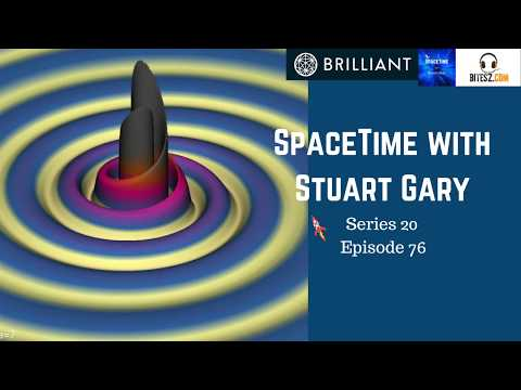 Fourth gravitational wave detection - SpaceTime With Stuart Gary S20E76