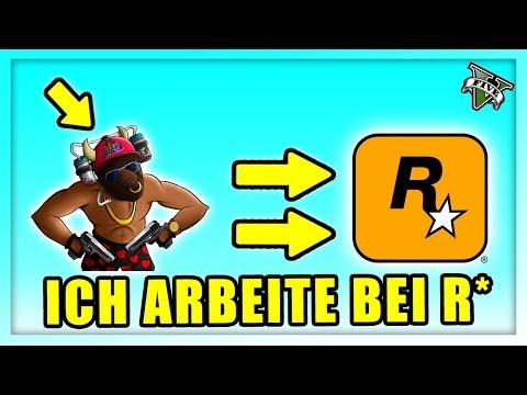 ❌ ICH ARBEITE FÜR ROCKSTAR GAMES! ❌