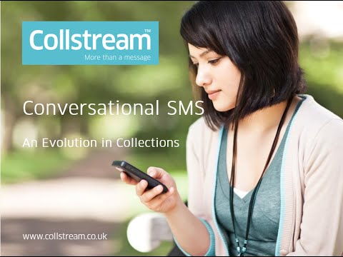Conversational SMS - An Evolution in Collections