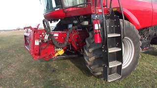 case ih 5088 combine for sale
