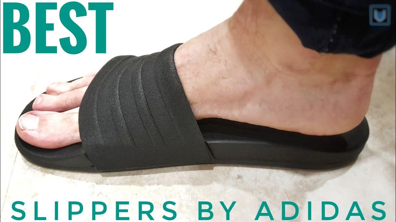 Adilette CF cloud foam sandals from