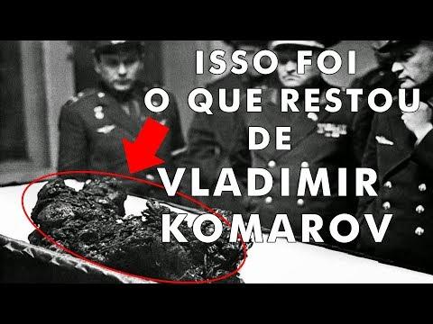 O que aconteceu com o cosmonauta russo que foi para o espaço em missão suicida?