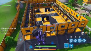 WNDY DM: A Fortnite Deathmatch map that will help you get better in Battle Royale! (CODE IN DESC.)