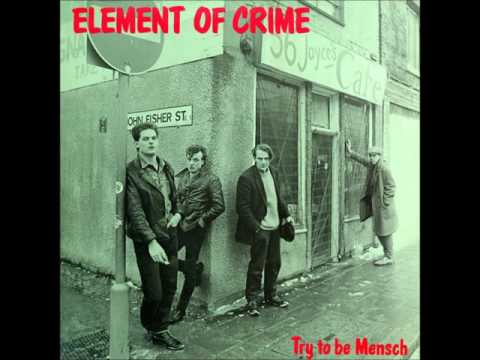 Element of Crime  The Last Dance