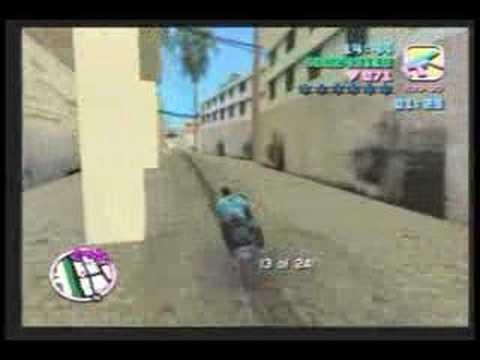 "GTA: Vice City: ""PCJ Playground"" (re-do) FLAWLESS!"