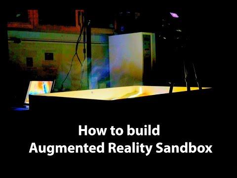 How to build Augmented Reality Sandbox ✔ AR Sandbox Eps. 1
