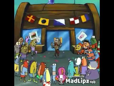 Spongebob//Bocah Napa yak !!