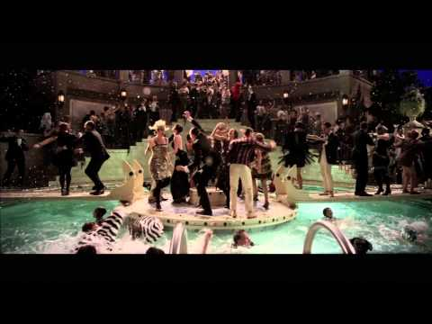 The Great Gatsby - Gatsby Revealed part 1 - the Great Party - behind the scenes HD