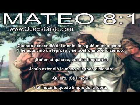 "Evangelio San Marcos Cristo Jesus en Biblia|Parabola TV Jesus Cristo ""San Marcos"" 49 HD Historia from YouTube · Duration:  1 minutes 13 seconds"