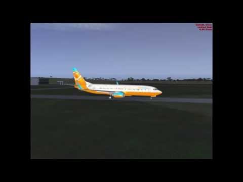 FSX Chileka to Kamuzu Int. Airport
