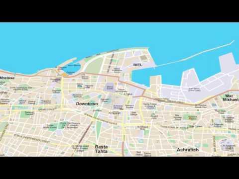 7KM MAP 2016 | BLOM BANK BEIRUT MARATHON