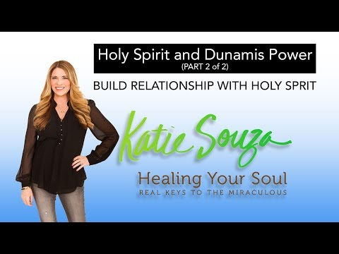 ep. 107 - Build Relationship With Holy Spirit