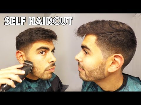 How To Cut Your Own Hair | Tip #17 | Men's Self-Haircut Tutorial HD