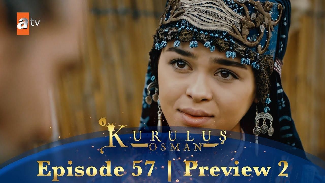 Kurulus Osman Urdu | Episode 57 Preview 2
