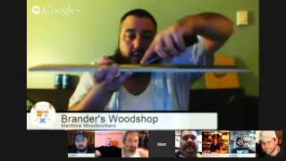 The Woodworkers Weekend Shop Talk (s01 E03)