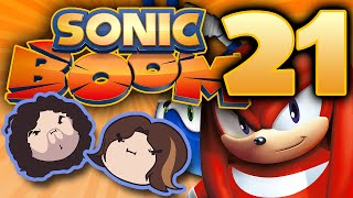Sonic Boom: Walking on Water - PART 21 - Game Grumps