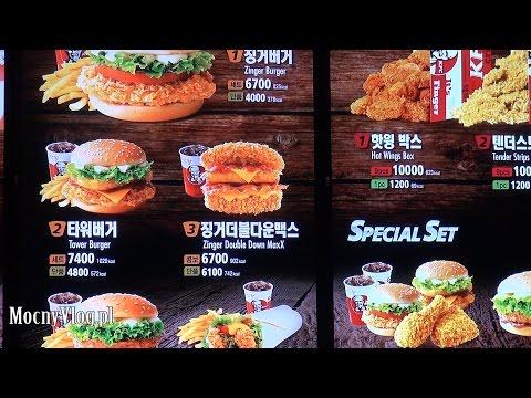 Koreańskie KFC #Korea 09