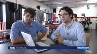 France3 : reportage au Centre d'Innovation