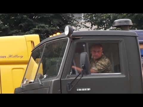 Новини Тернополя 20 хвилин: Затор утворився на кілька кілометрів - по обидва боки від переходу