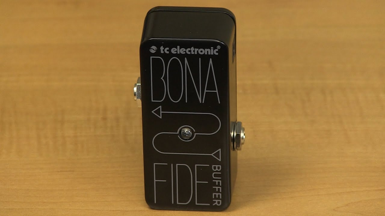Re Wah Pedal Buffer Circuits Tc Electronic Bonafide Mini Demo By Sweetwater Youtube