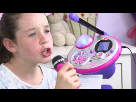VTech Kidi Super Star Mic | VTech Toys UK ADVERTISEMENT